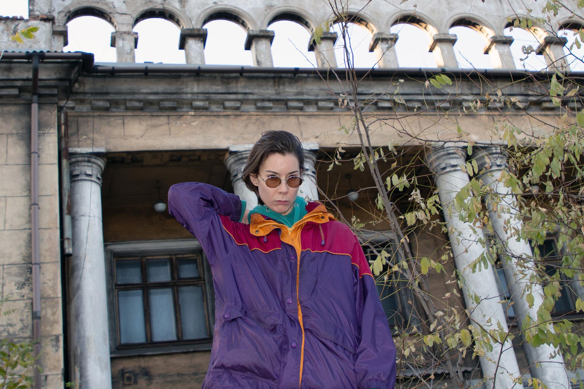 Маша Проніна. Фото: Вєта Тарасенко
