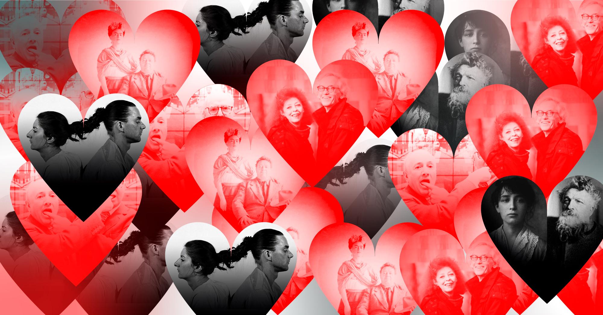 Від любові до ненависті: 5 історій пар художників
