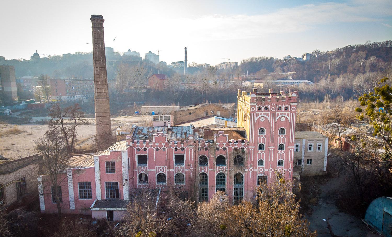 Прокуратура Києва вимагає у власника Пивзаводу Ріхерта зберегти будівлю