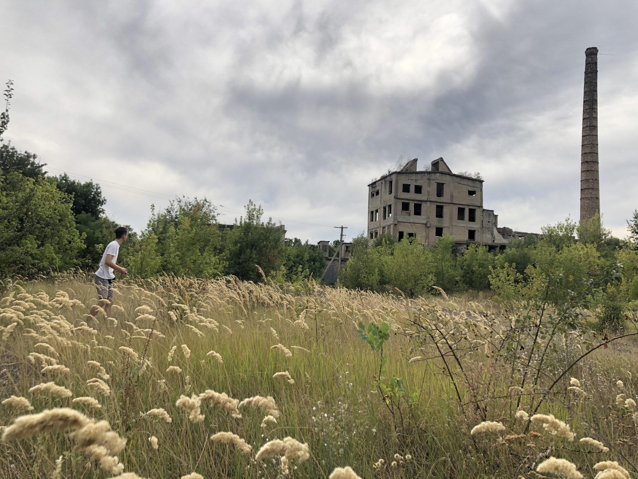 Шахта «Томашевська-Південна», Новодружеськ. Фото Катерини Сірик