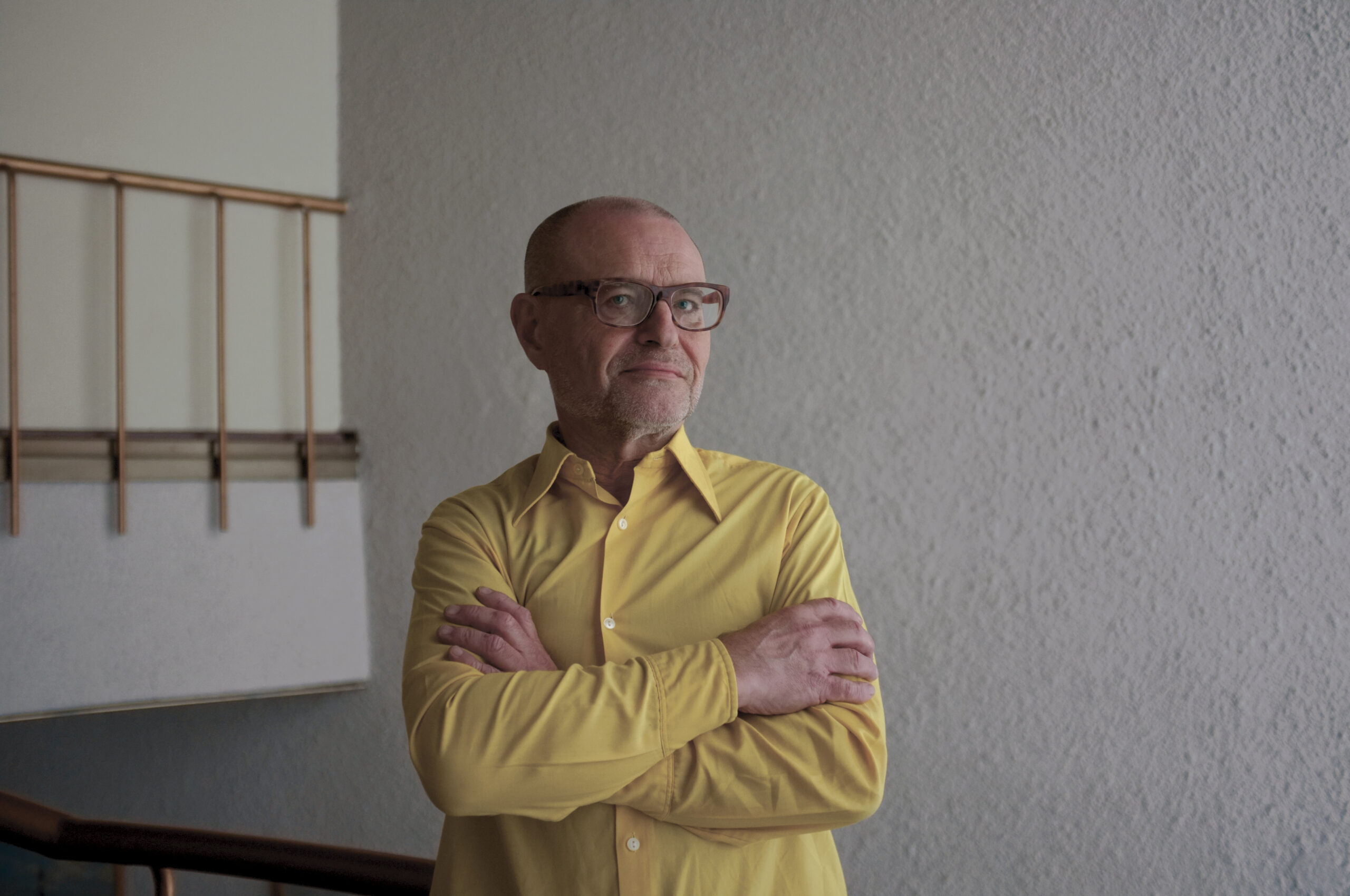 Георг Шольхаммер. Фото: Поліна Полікарпова