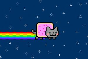Гіфку Nyan Cat продали на аукціоні за 590 тисяч доларів