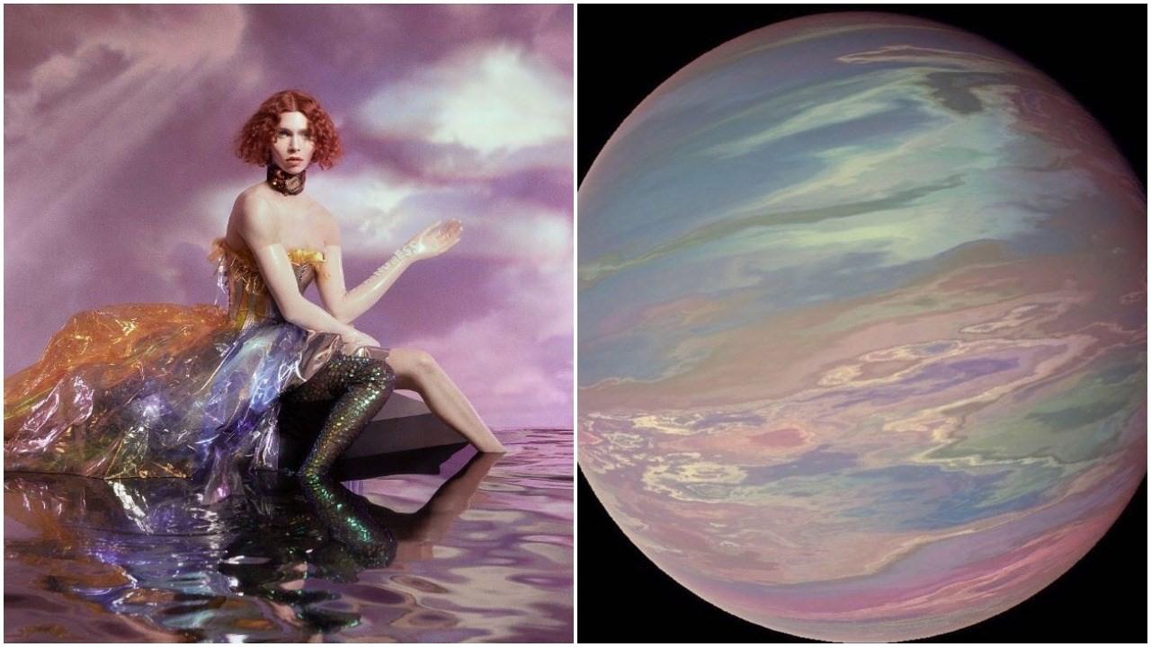 Фанати SOPHIE попросили NASA назвати планету на честь продюсерки