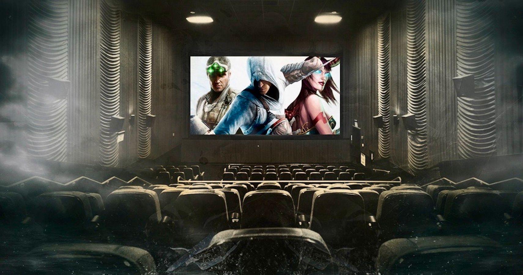 В Південній Кореї кінотеатри почали здавати геймерам