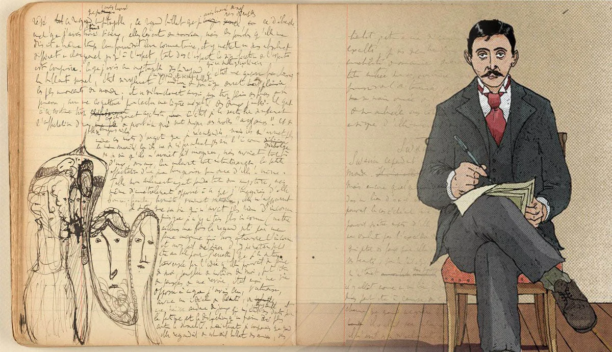 У Франції видадуть неопубліковані рукописи Пруста