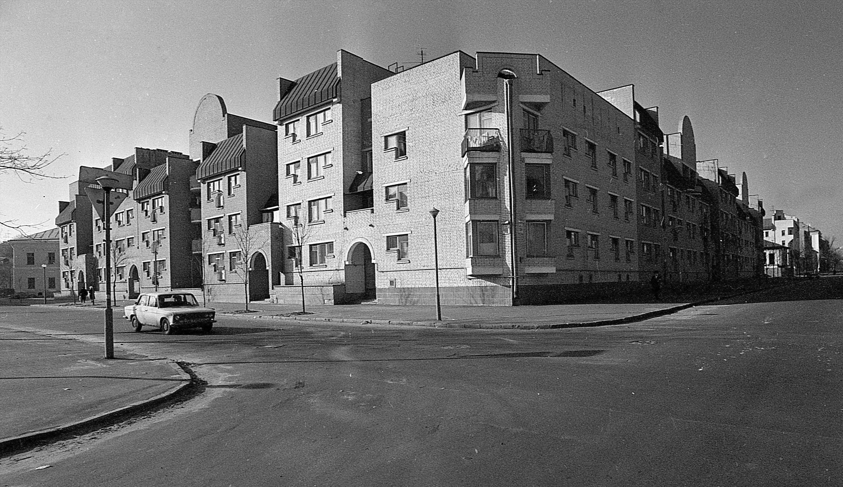 Архітектурний архів Віктора Марущенка: спогади про київського архітектора Віктора Розенберга