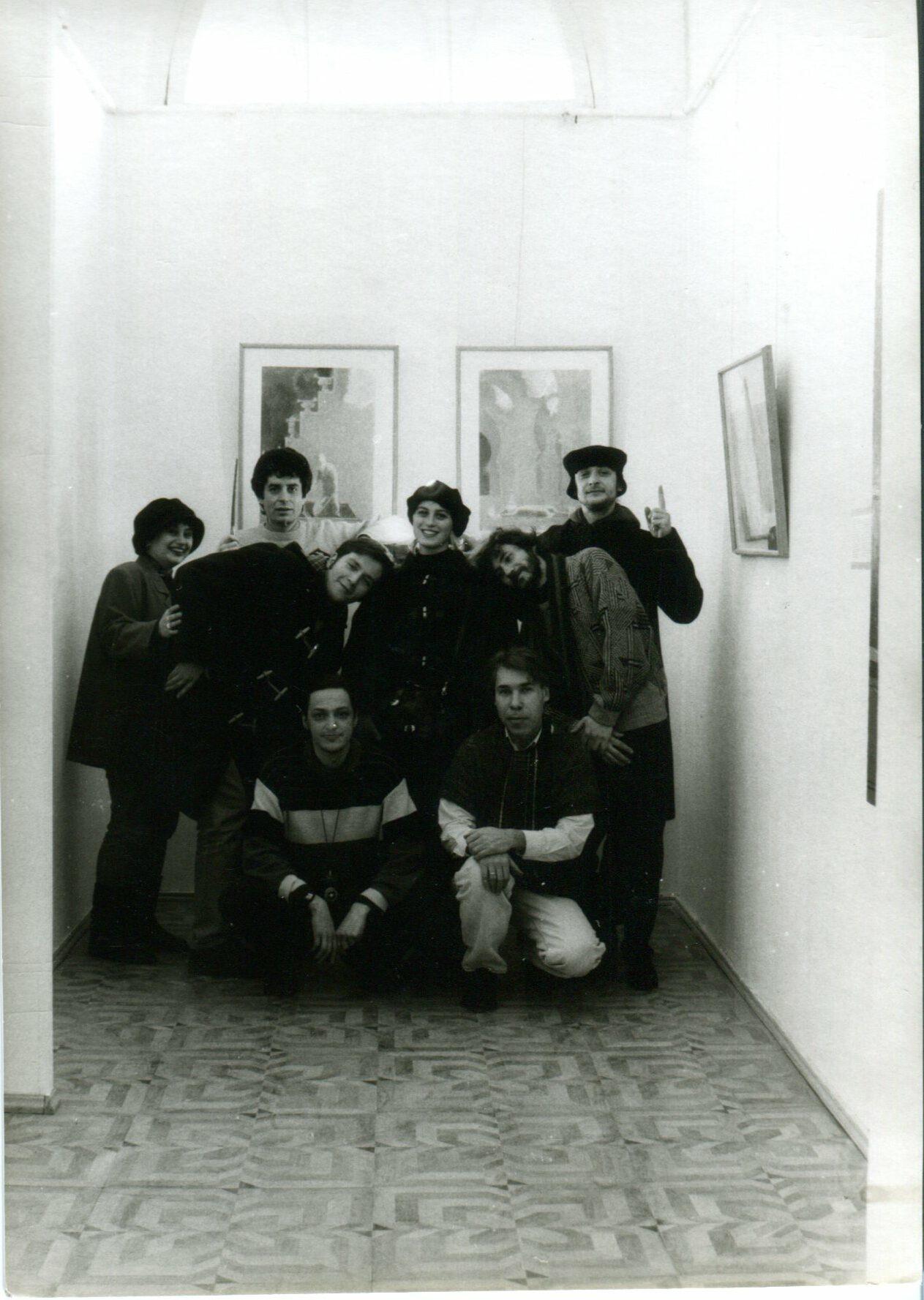 Учасники проєкту «Страшне-Любовне», «ТИРС», 1994