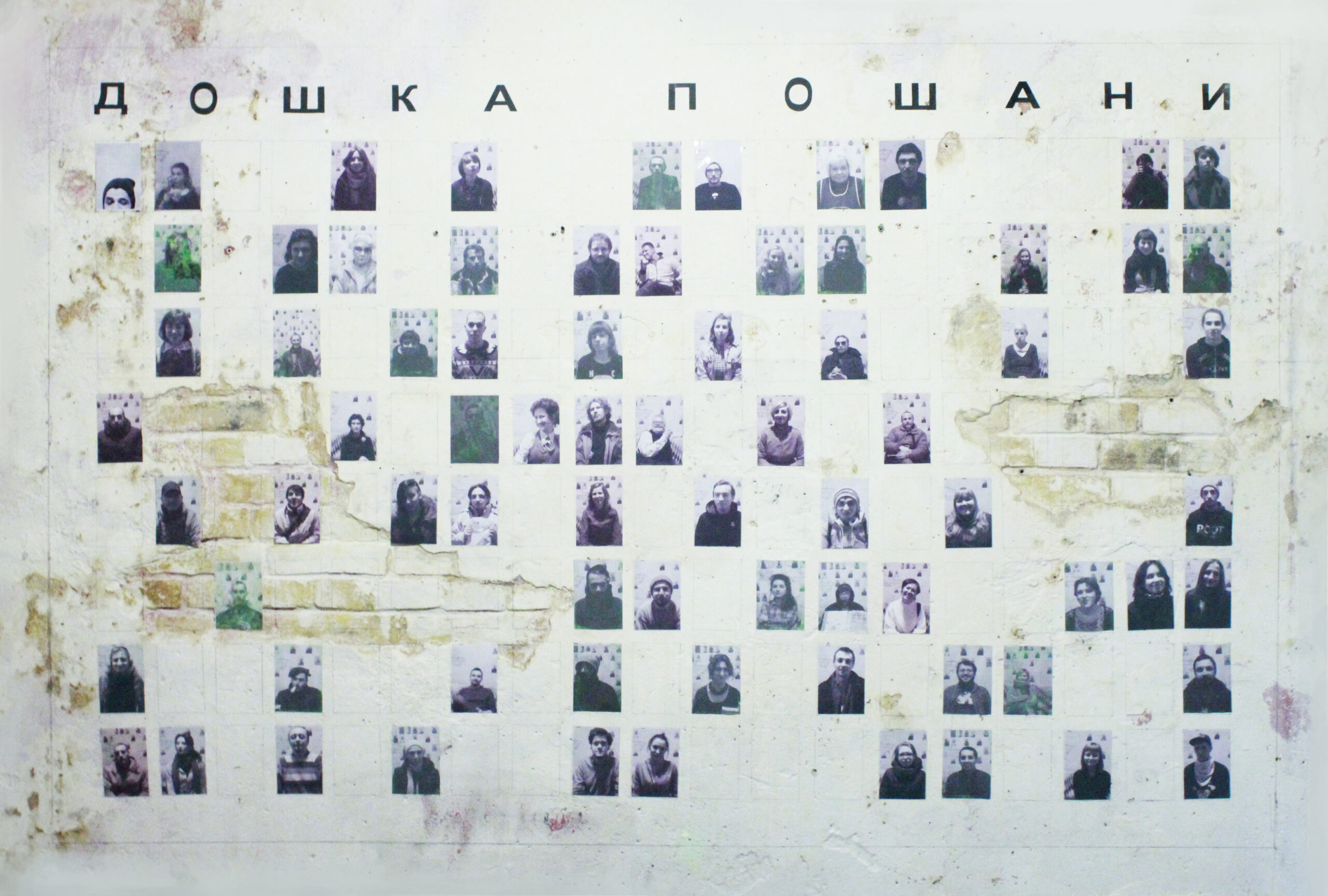 «Дошка пошани», Юрій Білей, 2013