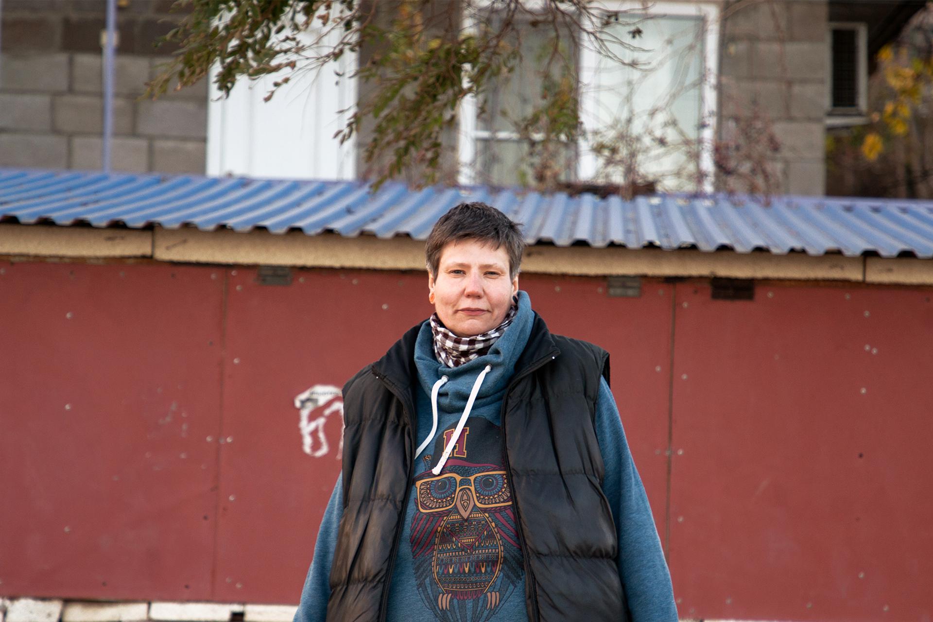 Олександра Немчінова. Фото: Вєта Тарасенко