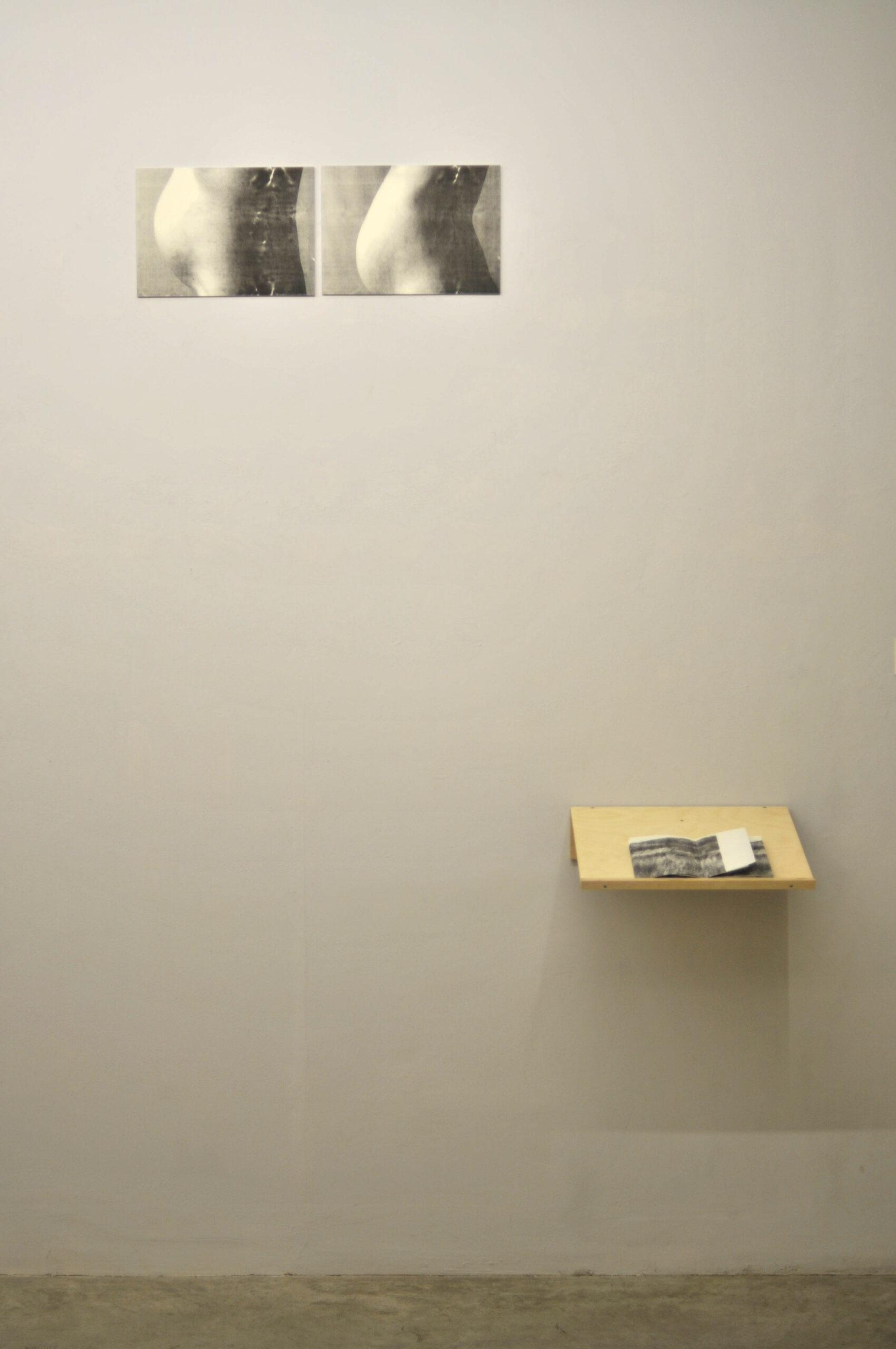 Катя Лесів, Експозиція «Колискова», 2018, «Я Галерея», Київ