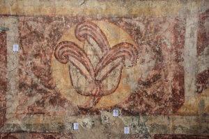 Знайшли найдавніші фрески Північної Європи