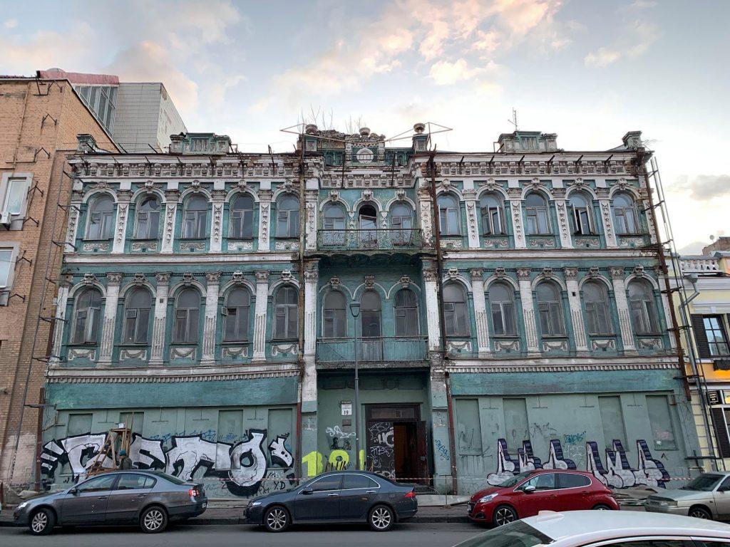 ДАБІ дала дозвіл на прибудову до архітектурної пам'ятки на Сагайдачного