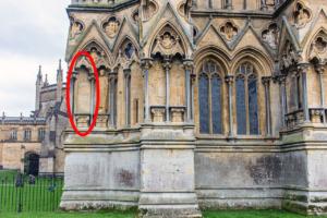 Ентоні Гормлі передасть свою скульптуру в оренду собору