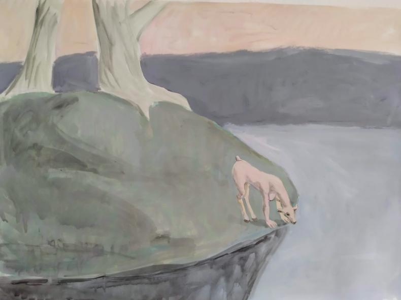 Катя Лисовенко. «Іфігенія» із серії «Підміна», 2017