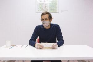 Давид Чичкан: «Я делаю свои работы не для хипстеров, а для наемных трудящихся»