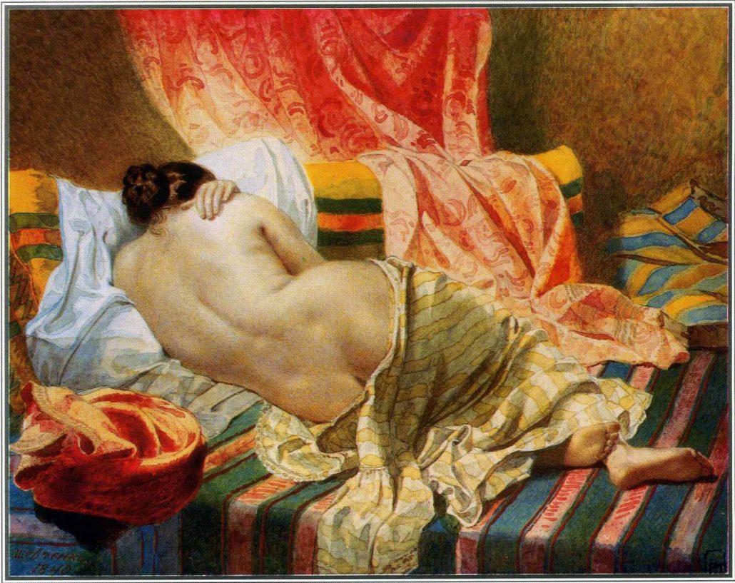 «Укрпошта» випустить марки з картинами Шевченка і Чебикіна