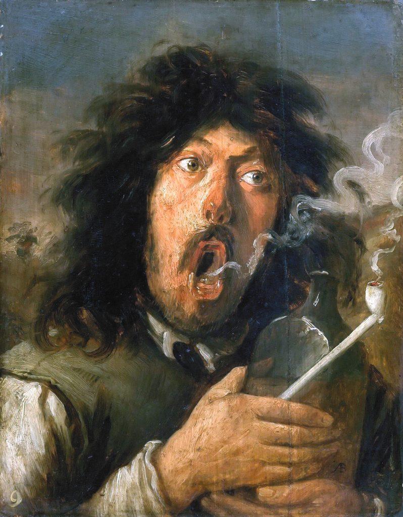 Йос ван Красбек, The Smoker