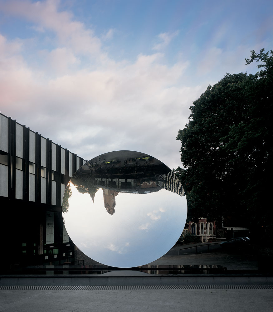 Аніш Капур, Sky Mirror (2001)