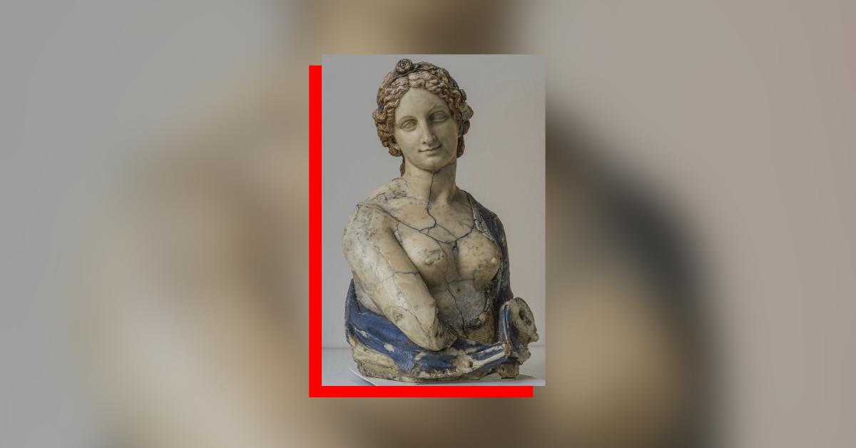 Відкриття: бюст Флори створив не Леонардо да Вінчі
