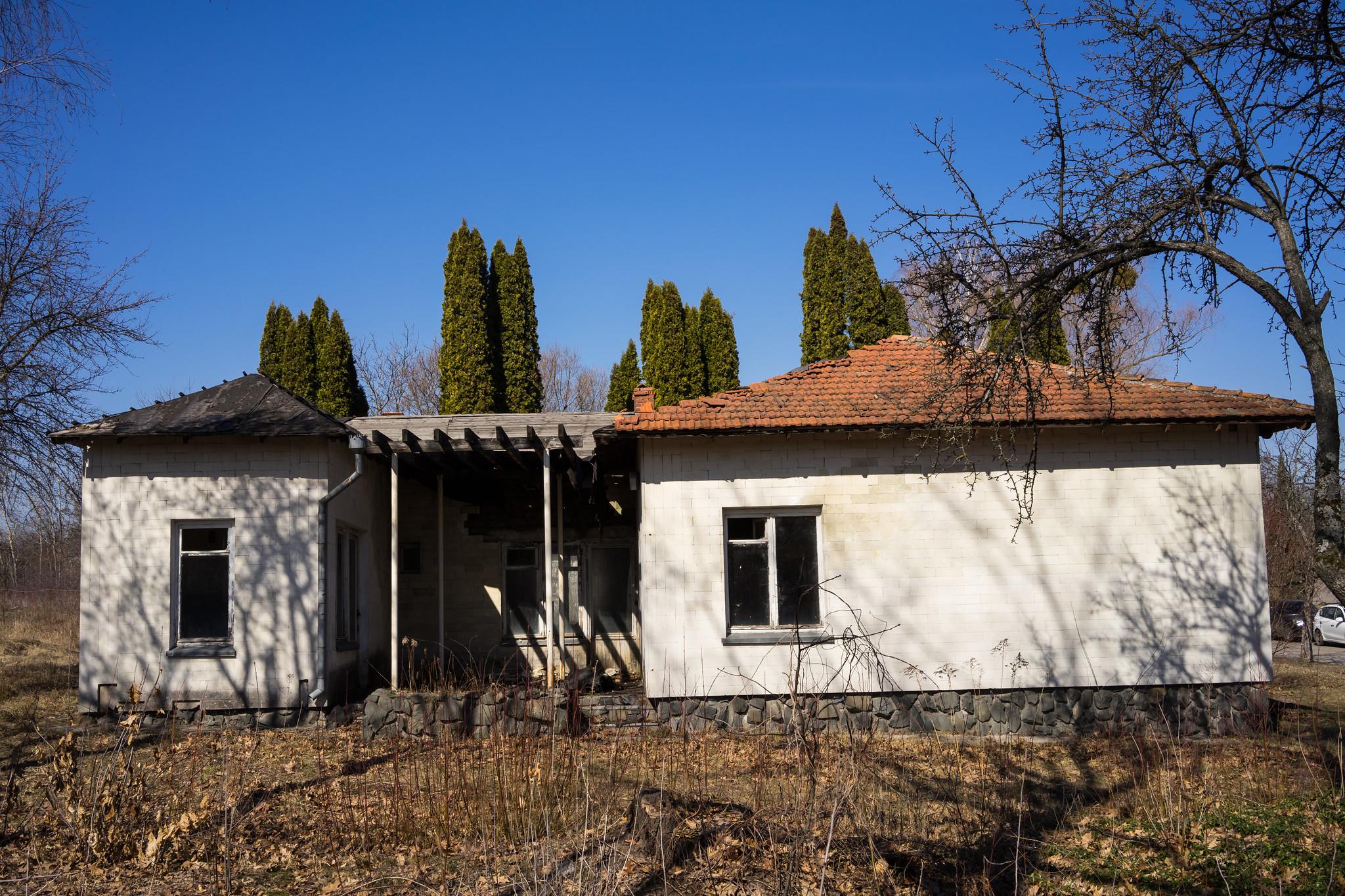 Кримський будинок. Фото: Наталка Дяченко