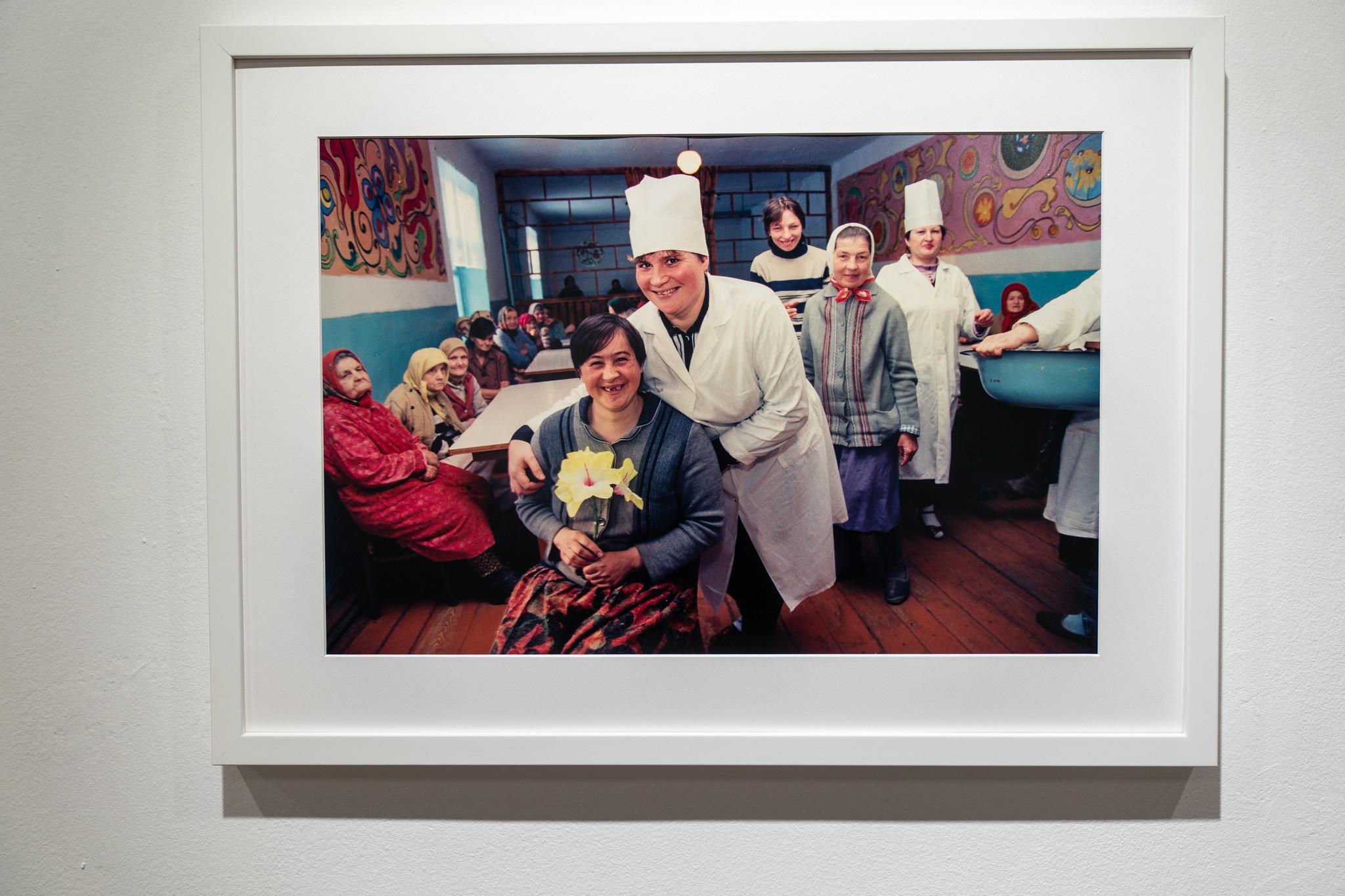 фото із документального репортажу «Психіатрична лікарня»