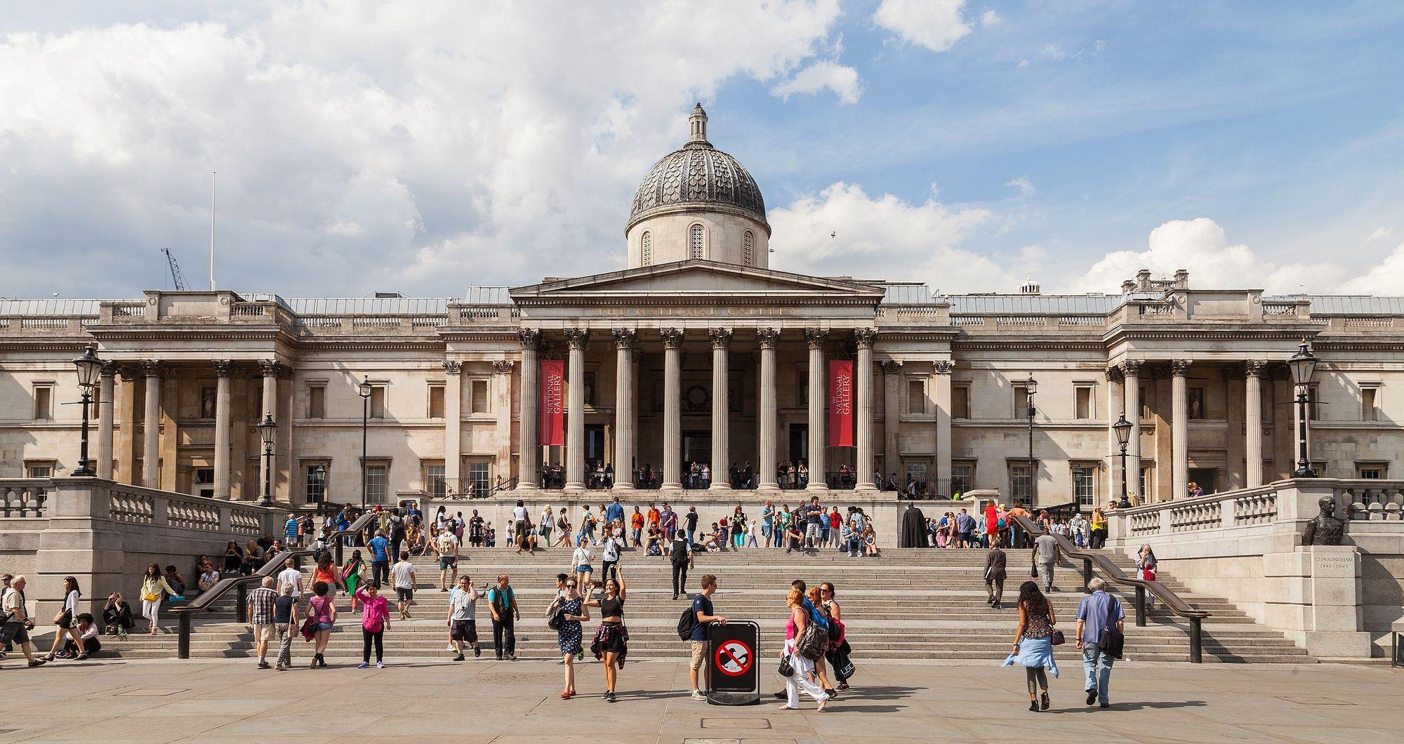 TikTok та гастролі: Лондонська Національна галерея розказала про майбутні плани