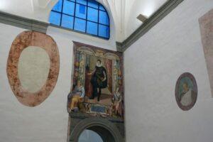 У найвідомішій галереї Флоренції знайшли приховані фрески