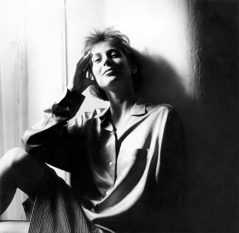 Кріс Краус, 1980. Фото: Боб Берг