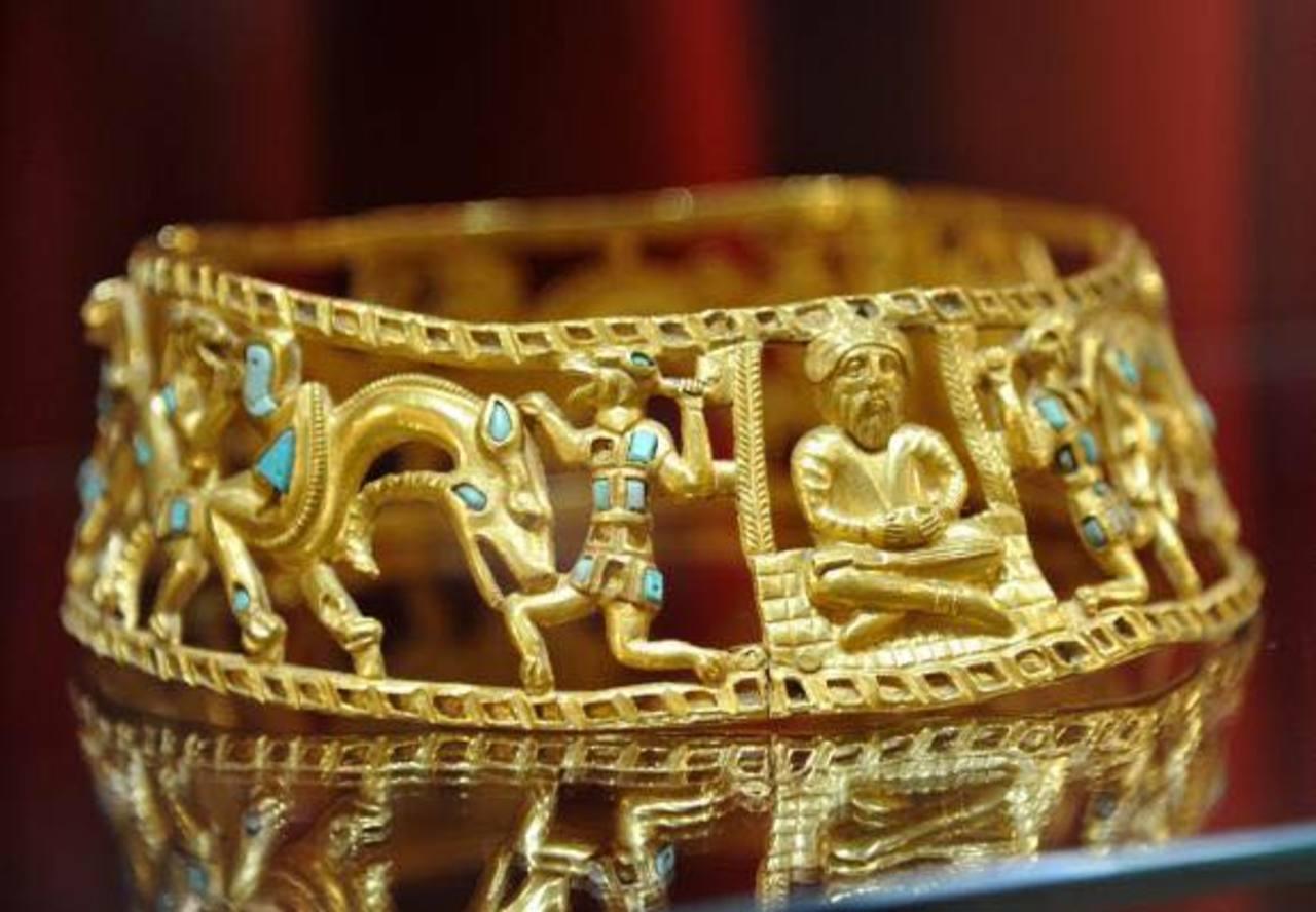 «Скіфське золото» можливо повернуть до України