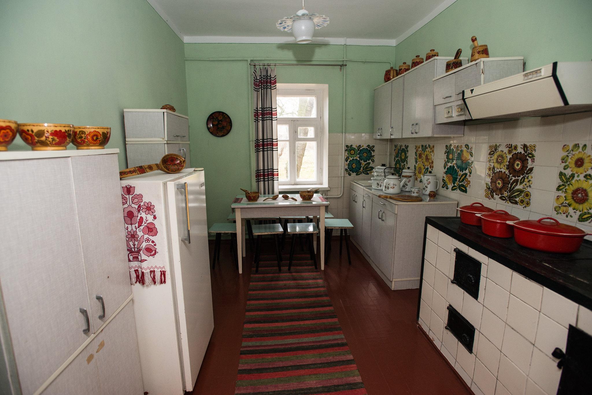 Кухня в будинку Дніпропетровської області. Фото: Наталка Дяченко