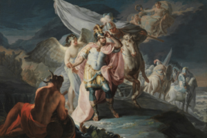 Музей Прадо отримав в постійну колекцію ранню роботу Франсіско де Гої