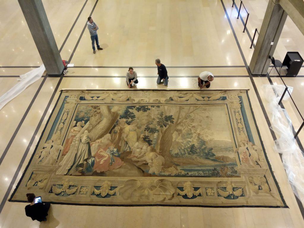 Тель-Авівський музей почав процес реституції двох гобеленів