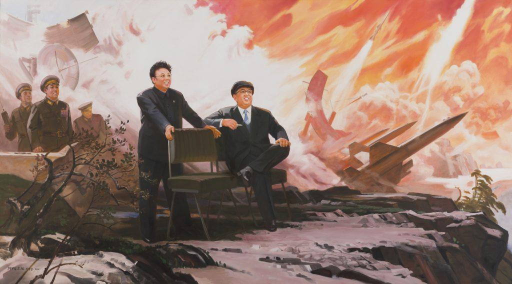 9 робіт: Яке мистецтво «люблять» у Північній та Південній Кореї?