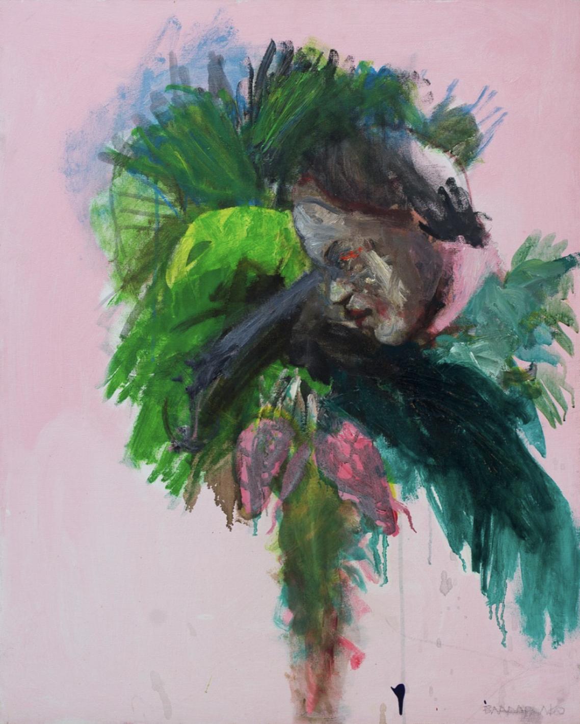 Влада Ралко, «Пальма», 2006. З коллекції Бориса та Тетяни Гриньових