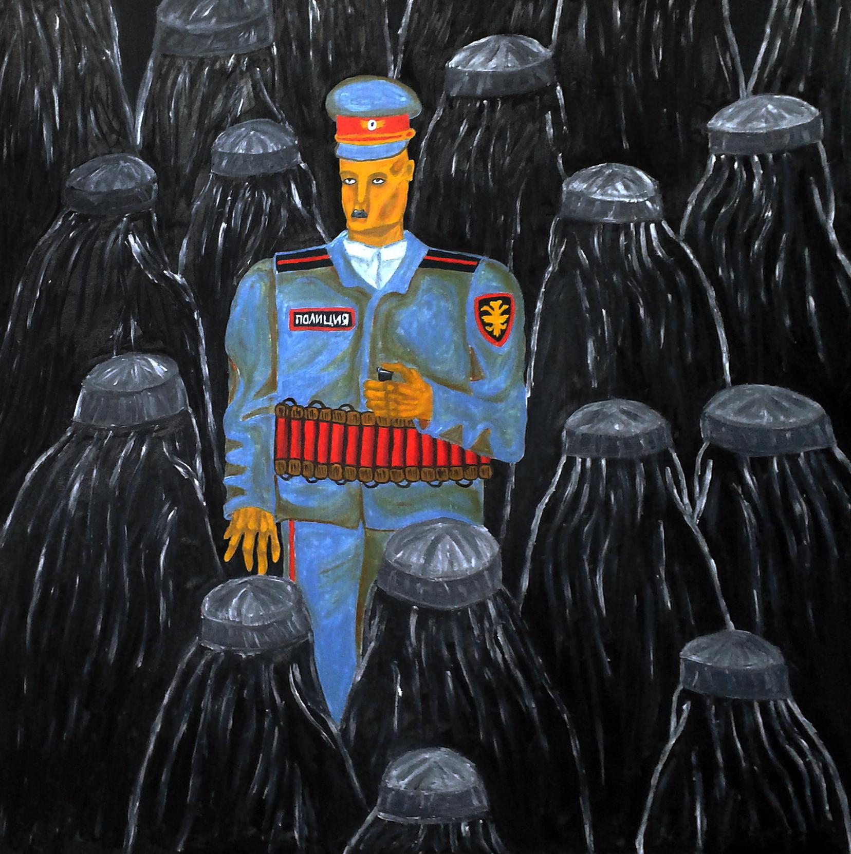 «Теракт», 2017