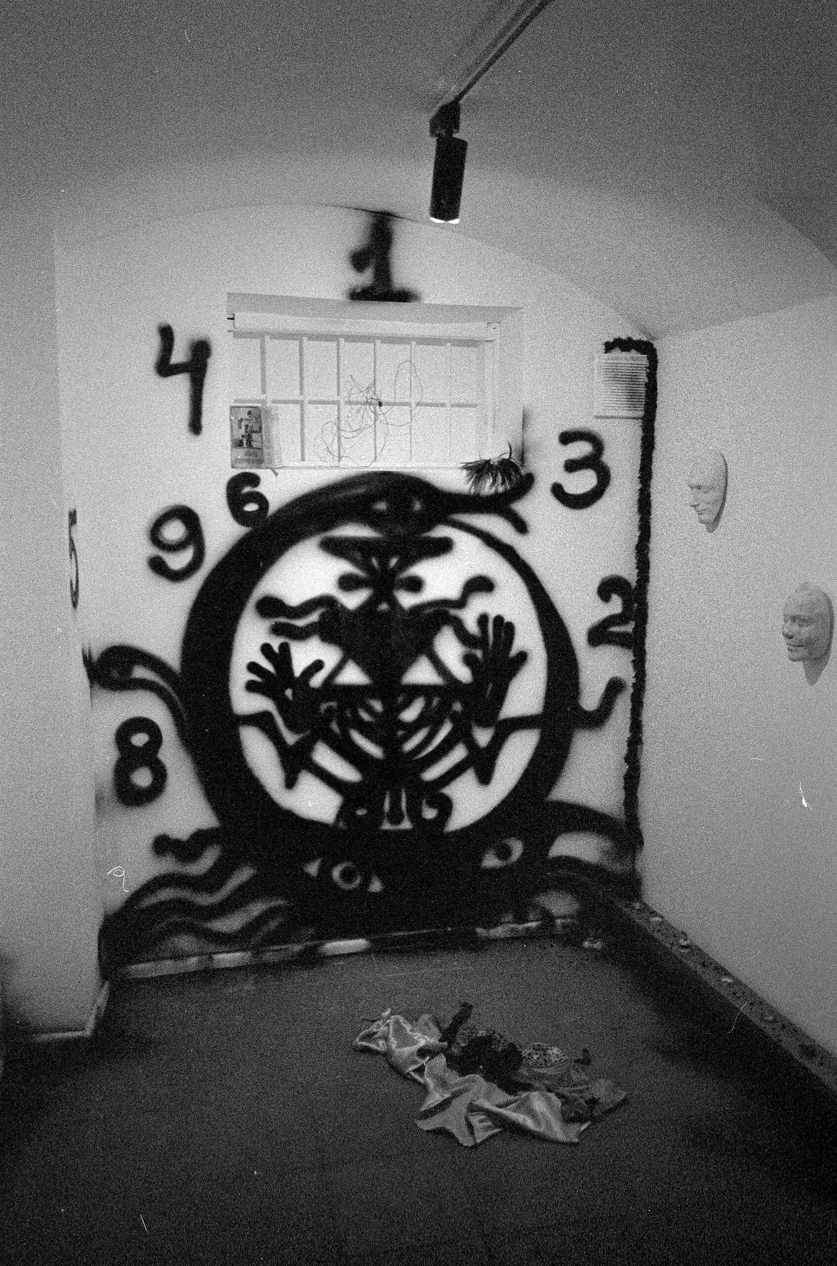 Частина експозиції Oksana — AntiGonna: 13 в Muzeon. Фото: Андрій Бойко