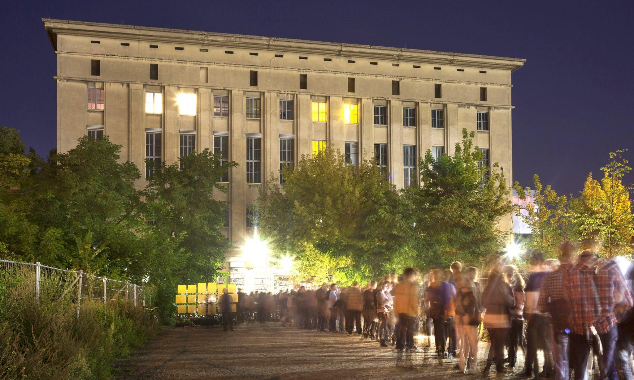 Клуби Берліна визнали культурними інституціями