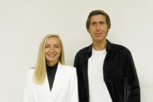 Максим та Юлія Волошини: «Наша галерея співпрацює на довготривалій основі — ми вкладаємо свої гроші в розвиток художника»
