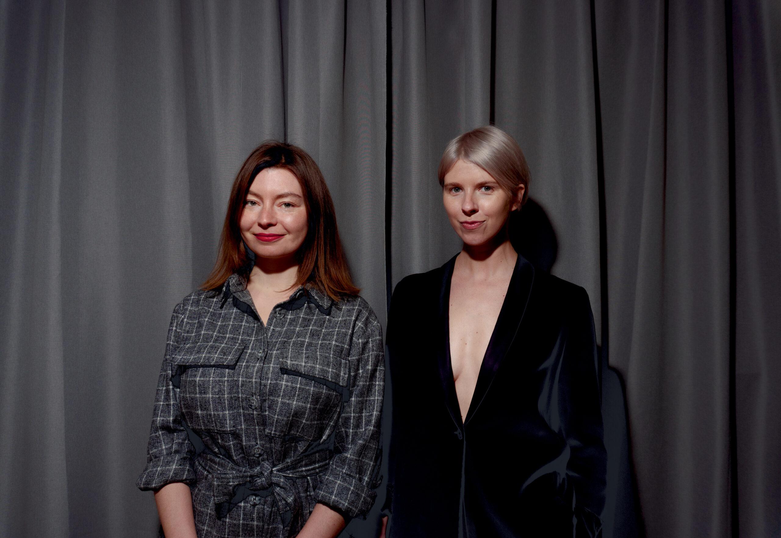 Лізавета Герман і Марія Ланько. Фото: Поліна Полікарпова
