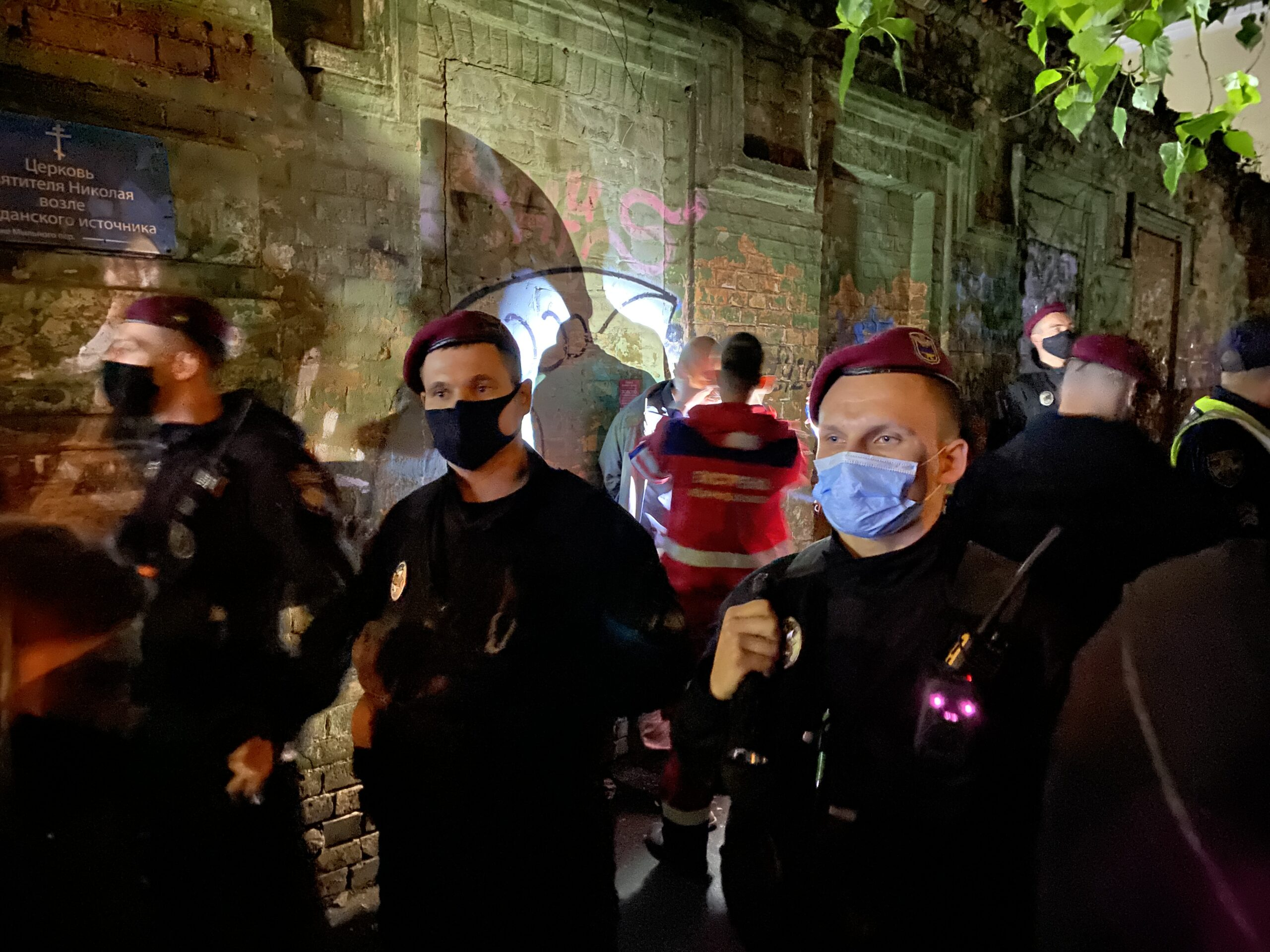 На Подолі відбудеться акція протесту проти поліцейського насильства й тиску на культурне життя