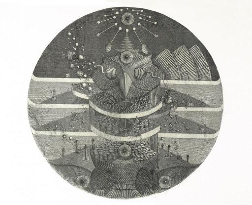 Володимир Патик «Весела оркестра», 1968 р. ©Львівська національна галерея мистецтв імені Бориса Возницького