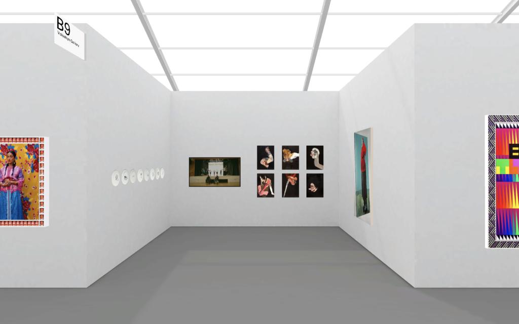 Untitled online 2020 ©Voloshyn Gallery