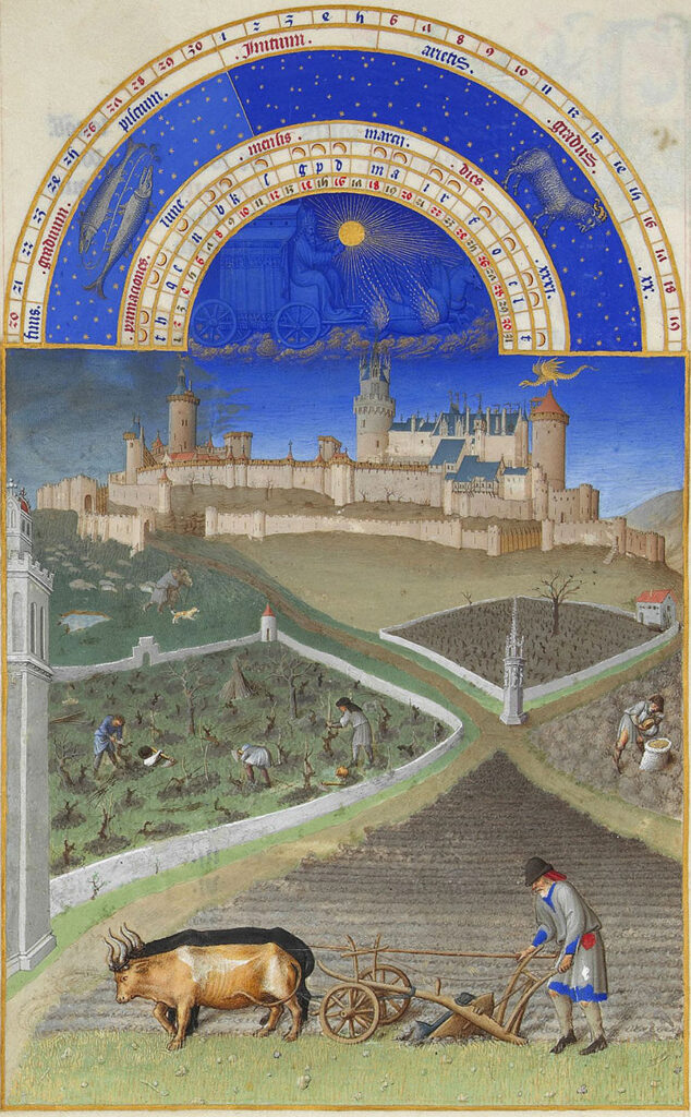XV століття. Фото: Musée Condé