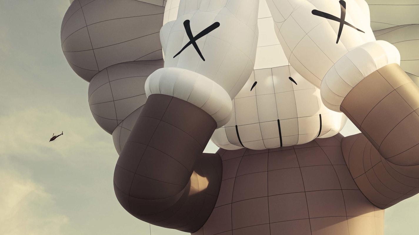 Проєкт KAWS відправиться у світове турне