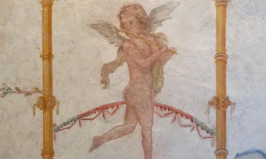 Викрадені фрески повернули в Помпеї