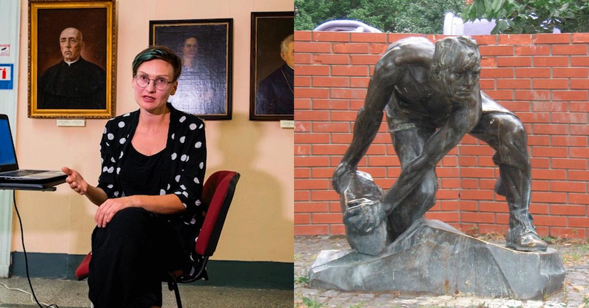 На мистецтвознавицю Євгенію Моляр вчинили напад