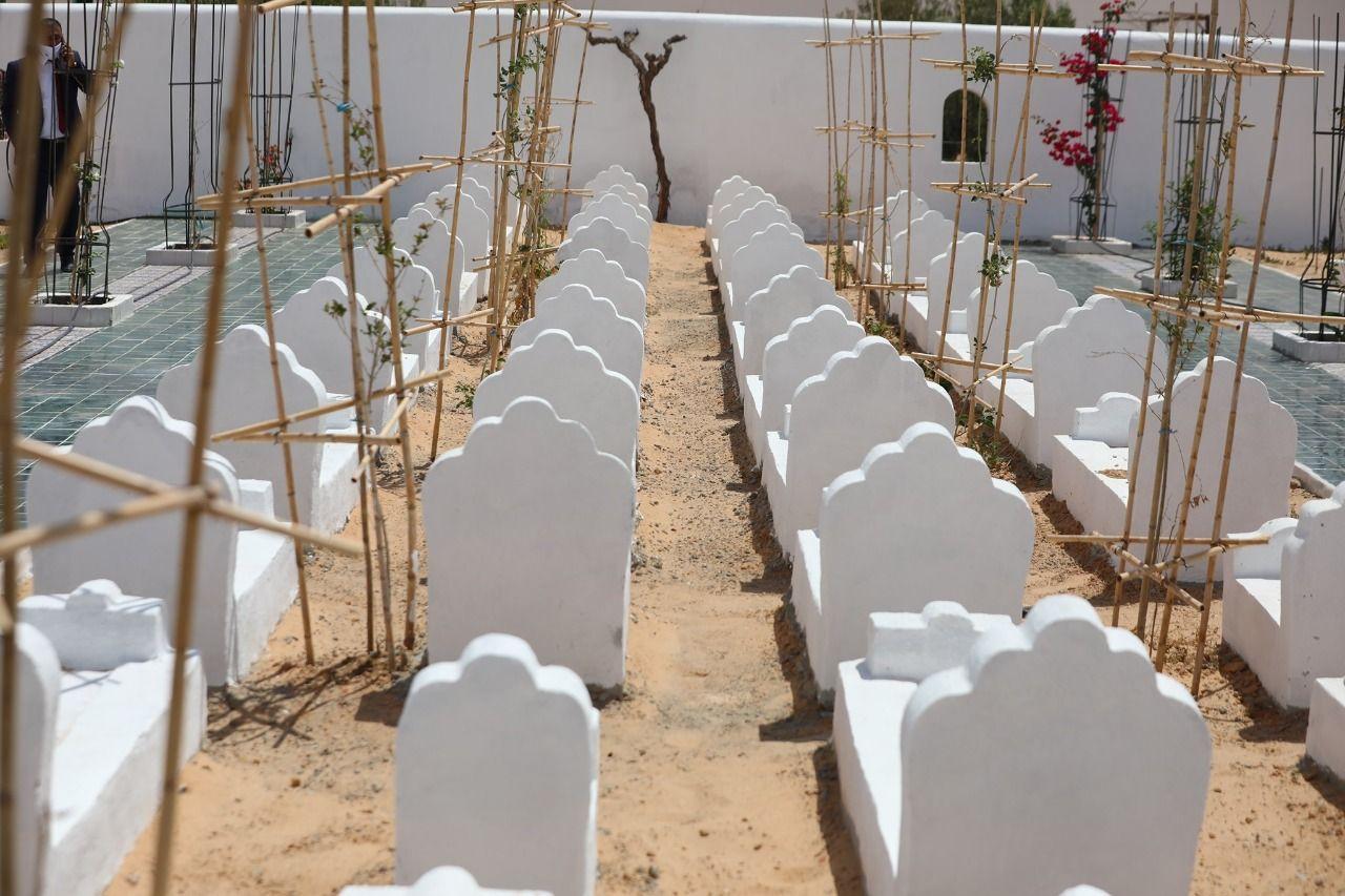 У Тунісі відкрили меморіал мігрантам, які потонули в морі