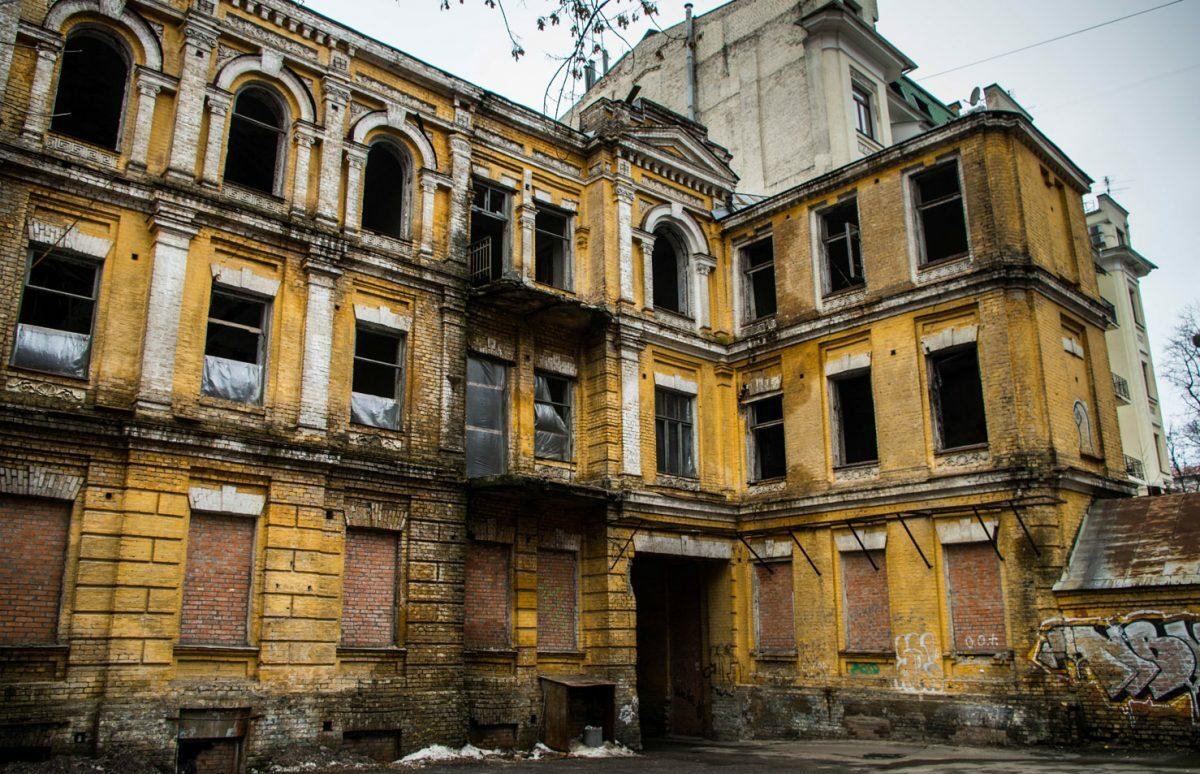 Міністерство оборони зобов'язали відреставрувати будинок Сікорського