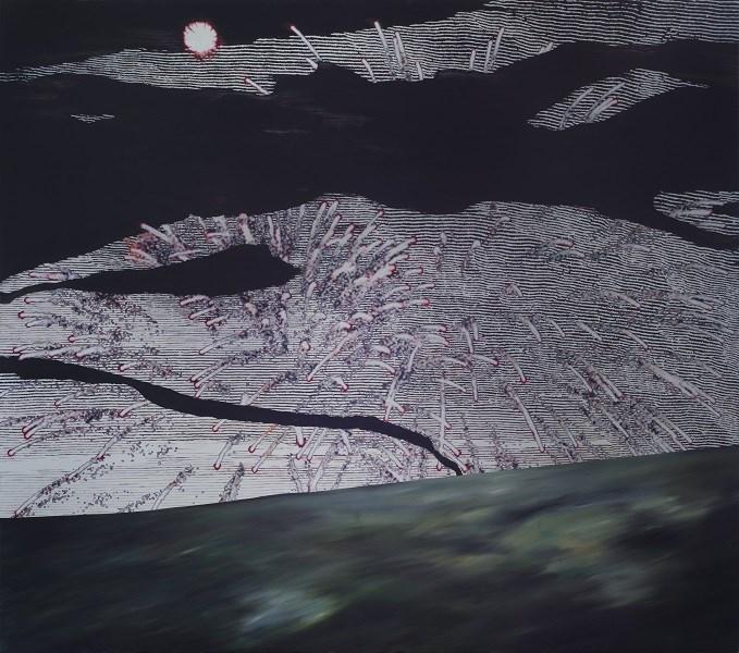 Артем Волокітін. «Видовище Земля 2», 2015