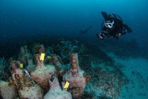 Якщо плавати — тільки культурно: Греція відкриває підводні музеї